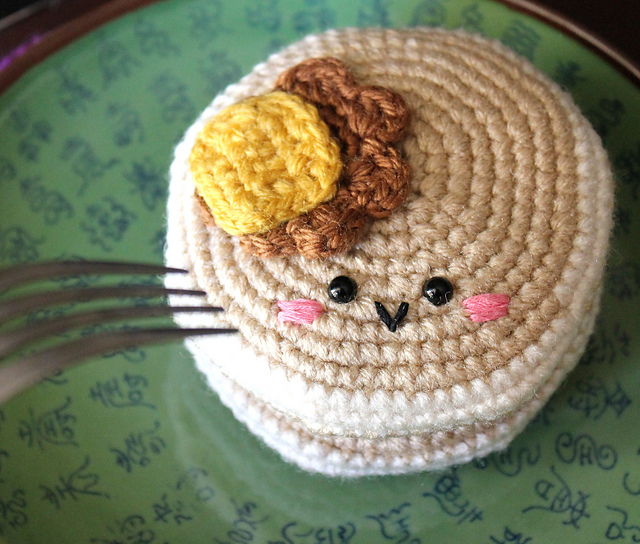 Play with Your Food: 40 Free Amigurumi Patterns to Crochet Today ...   544x640
